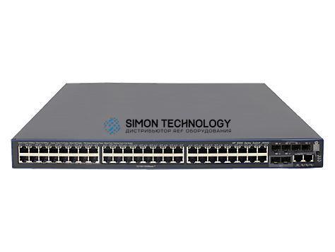 Коммутаторы HPE HPE 5500-48G-PoE+-4SFP HI Switch w/2 Slt (JG542-61001)