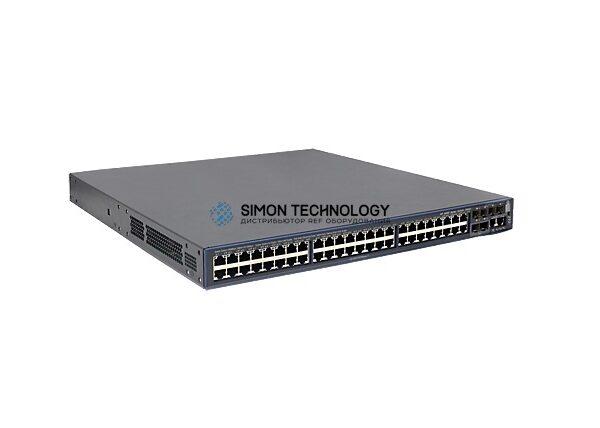 Коммутаторы HPE HPE 5500-48G-PoE+-4SFP HI Switch w/2 Slt (JG542-61101)