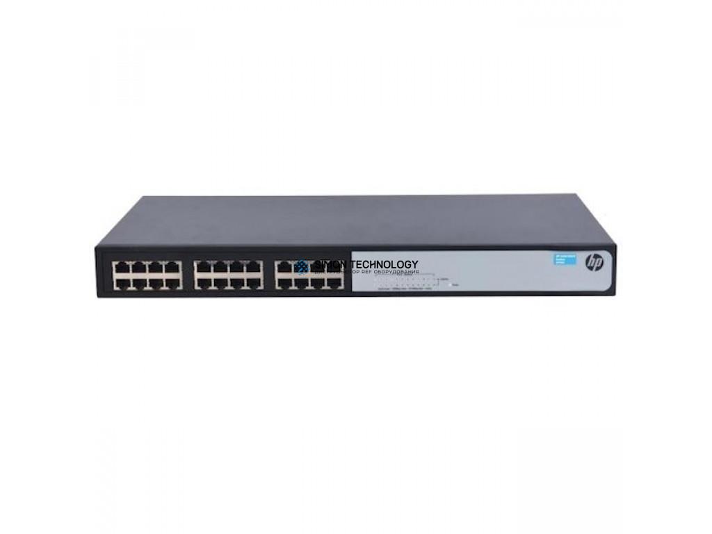 Коммутаторы HP HP Switch OfficeCon t 1420 24G 24x 1GbE - (JG708B)