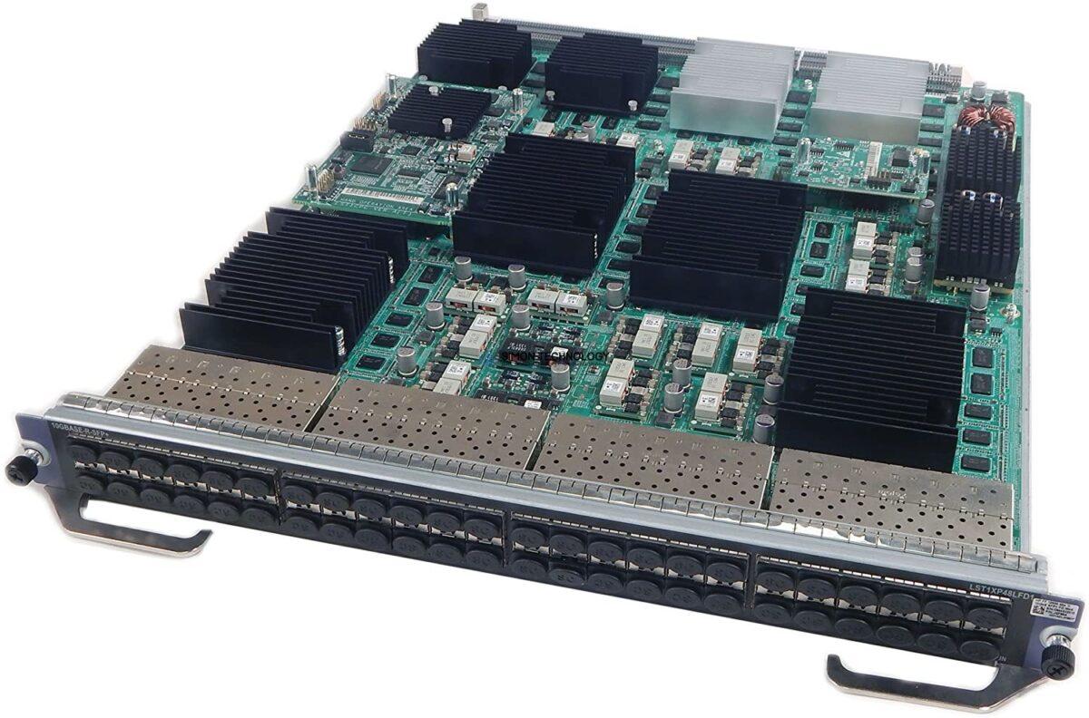 Модуль HP SP FF 12500 48p 10GbE SFP+ FD Mod (JG796A)