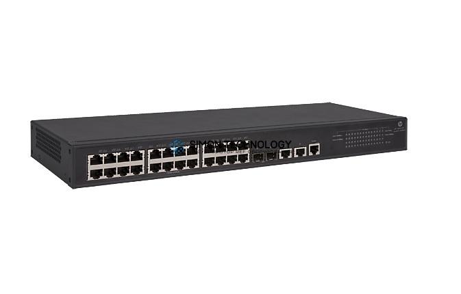 Коммутаторы HPE HPE SP 5130-24G-PoE+-2SFP+-2XT EI Swch (JG940-61001)