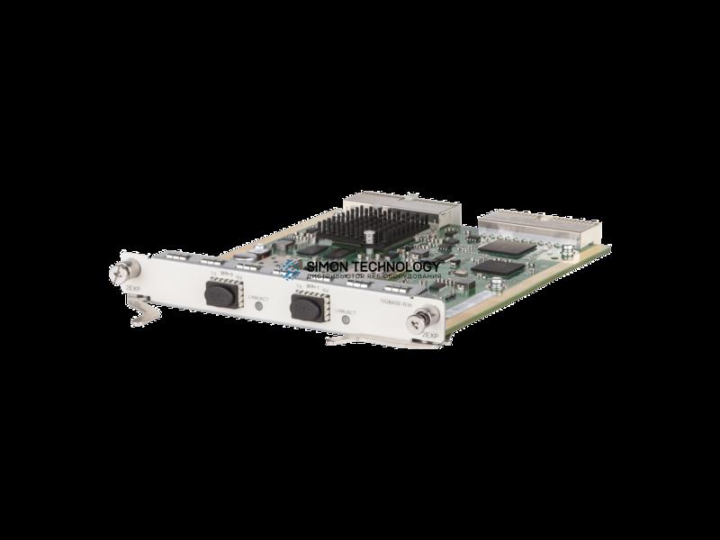 Модуль HPE HPE SP HSR6800 2-p 10GbE SFP+ HIM Mod (JH143-61001)