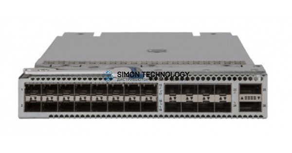 Коммутаторы HP HP 5930 24-port Converged Port and 2-port QSFP+ M (JH184A)