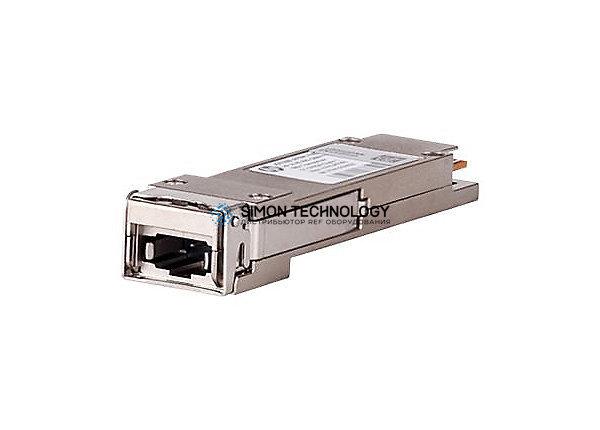 Трансивер SFP HPE HPE X142 40G QSFP+ MPO eSR4 300M Transceiver (JH233-61001)