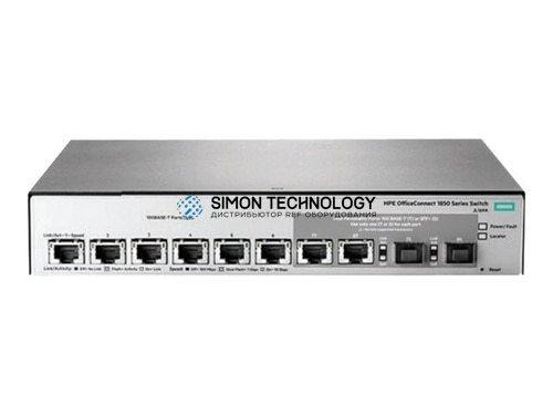 Коммутаторы HPE HPE SU.1850 6XGT 2XGT/SFP+ Switch (JL169-61001)