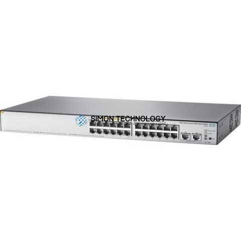 Коммутаторы HPE HP - - OfficeCon t 1850 24G 2XGT PoE+ 185W - - 1.000 Mbps - 24-Port 1 (JL172A)