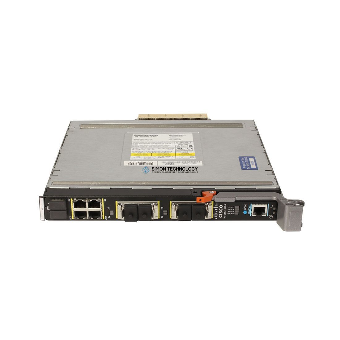 Модуль Dell Dell Switch Cisco Catalyst 3130 1Gbs Stacking PowerEdge M1000e - (JR253)