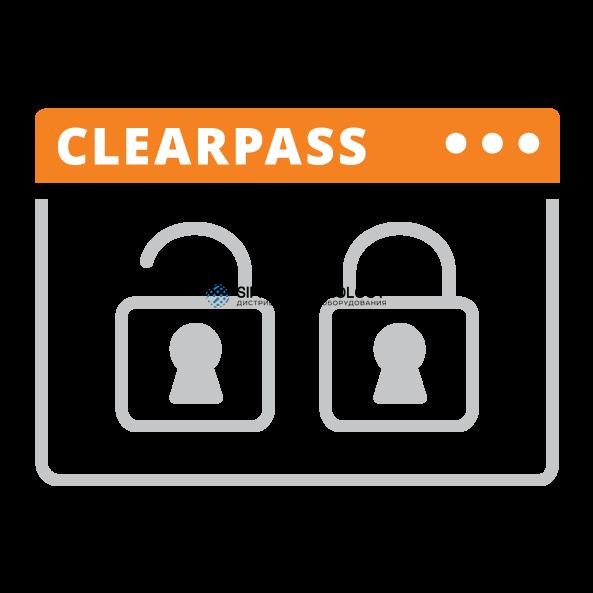HPE Aruba ALE CP-HW-25K ClearPass HW Applian (JX182-61001)