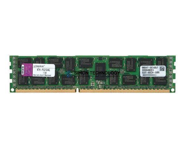 Оперативная память Kingston DELL 2GB DDR3 1333MHz RDIMM (KTH-PL313S/2G)