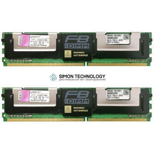 Оперативная память Kingston 16GB (2x8GB) DDR2 PC2-5300 Memory Kit (KTH-XW667/16G)
