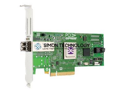 Контроллер EMC Emulex 8GB Single Port Fibre Channel HBA PCIe (LPE12000-E)