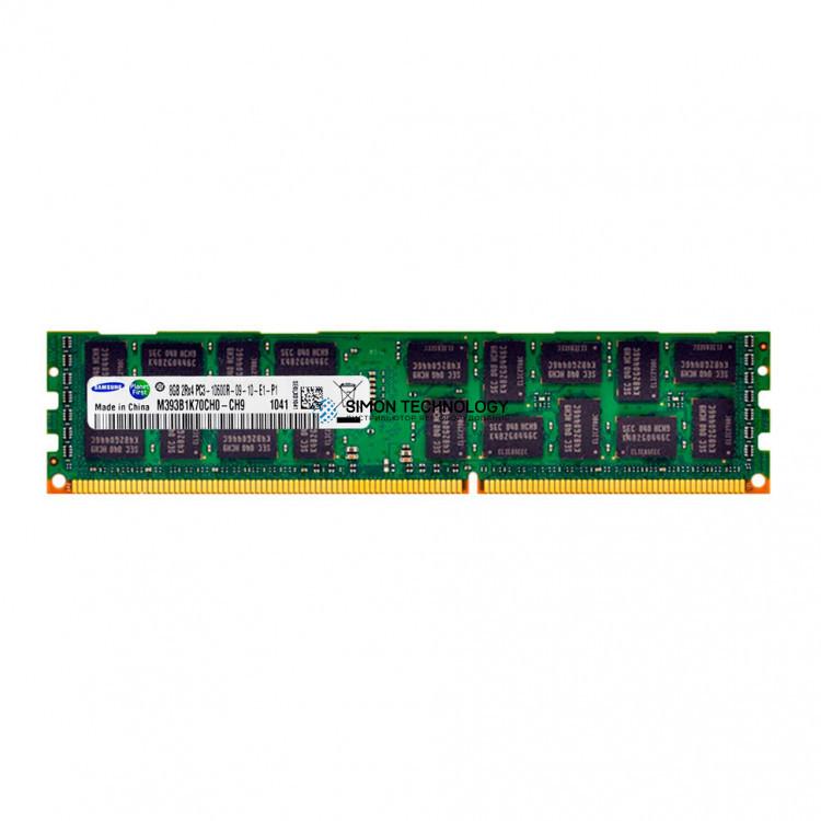Оперативная память Samsung 8GB 2RX4 PC3-10600R (M393B1K70CHO-CH9)