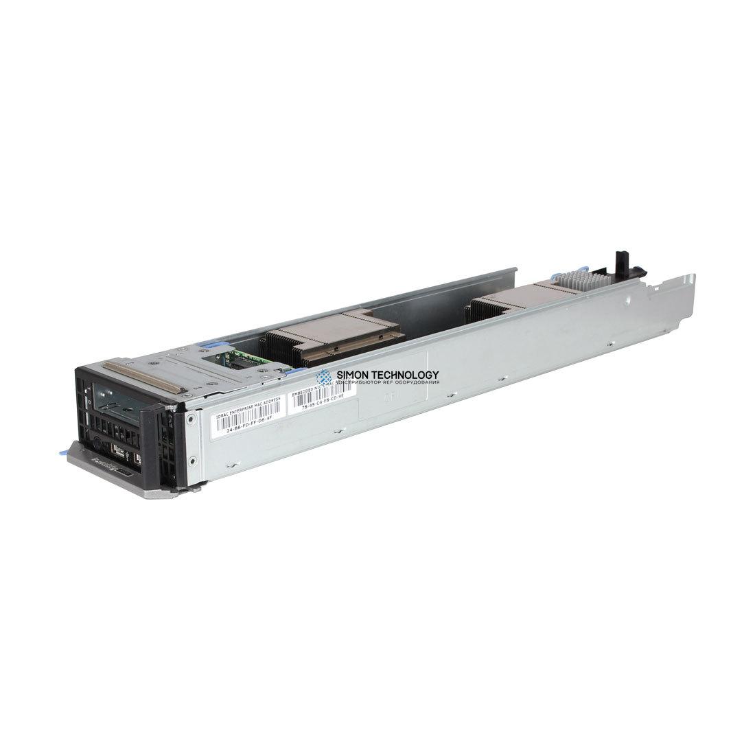 Сервер Dell PEM420 E5-2420 2P 32GB H310 BLADE SERVER (M420-E5-2420)