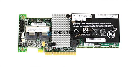 Контроллер RAID IBM SERVERAID SAS/SATA RAID CONTROLLER (M5014)