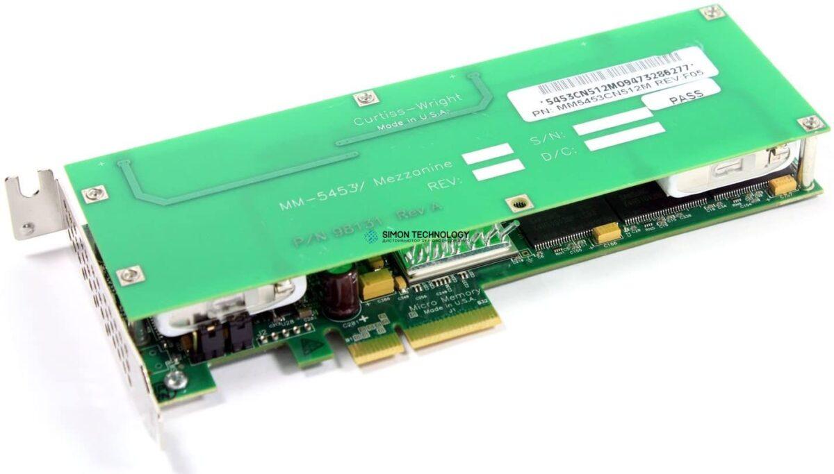 Контроллер Dell DATADOMAIN DataDomain Card NVRAM 512MB (MM5453CN512M)
