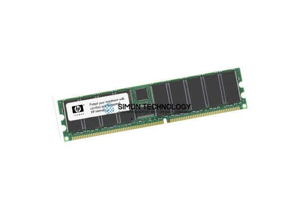 Оперативная память HPE 2GB Mem Opt(4x512MB DIMMs) (MS610-EA)