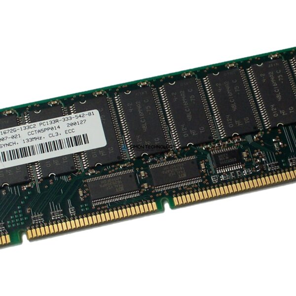 Оперативная память Micron 128MB SDRAM DIMM FOR PROLIANT DL380 DL360 ML370 ML (MT18LSDT1672G-133C2)
