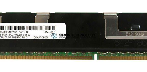 Оперативная память Dell 4GB 2RX4 PC3-8500R 1066MHZ ECC (MT36JSZF51272PZ-1G)