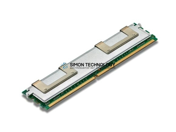 Оперативная память Sun Microsystems 2GB PC-3200R DDR-400 REGISTERED ECC 2RX4 CL3 (MT36VDDF25672G-40BD2)
