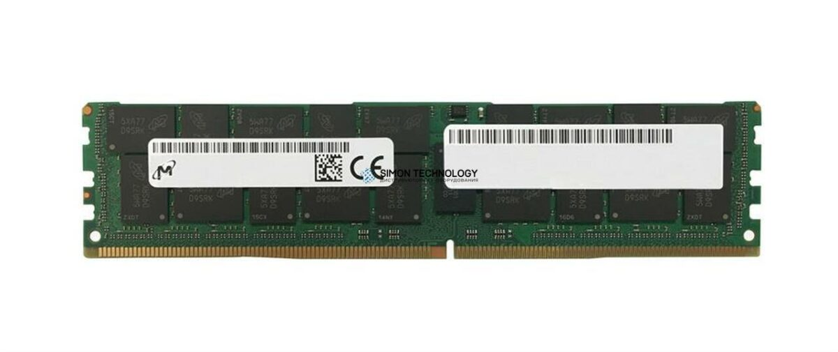 Оперативная память Micron HP DDR4-RAM 16GB PC4-2133P ECC LRDIMM 2R (MTA36ASF2G72LZ-2G1)