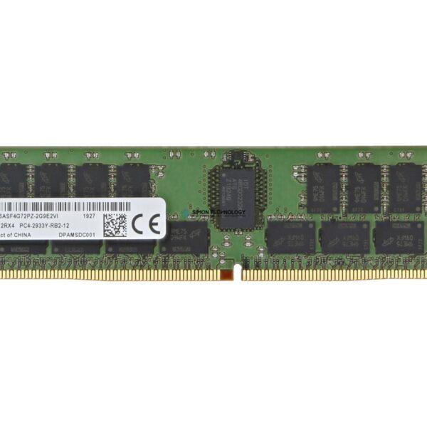 Оперативная память Micron 32GB 2Rx4 PC4-23400Y (MTA36ASF4G72PZ-2G9E2)