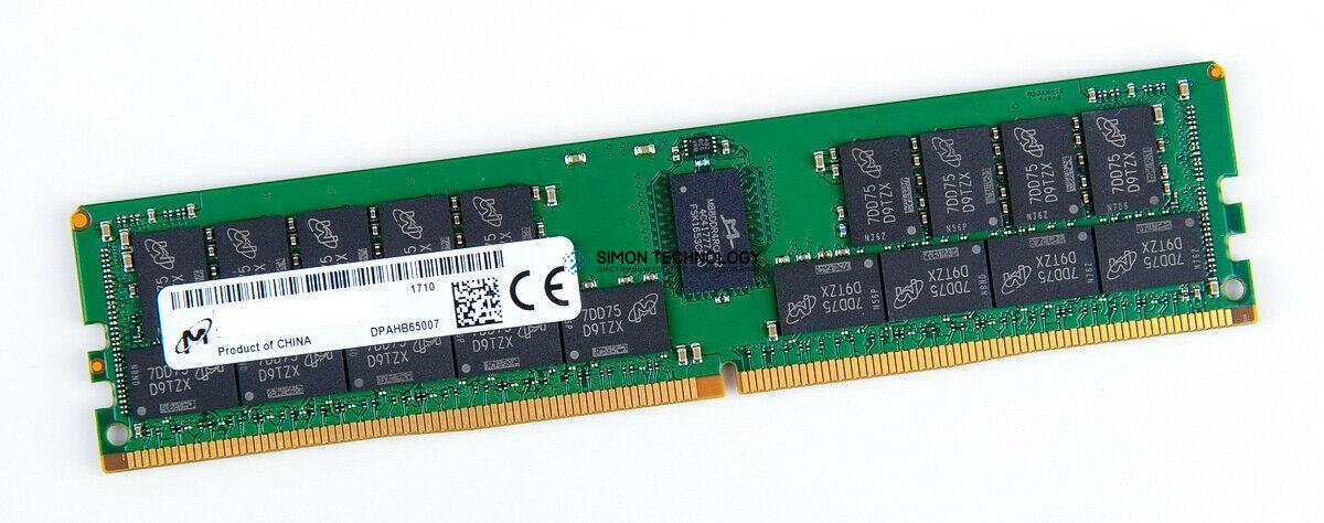 Оперативная память Dell 64GB 4Rx4 PC4-21300V LR (MTA72ASS8G72LZ-2G6D2)