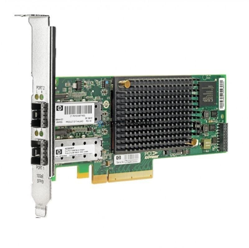 Контроллер HP NC550SFP 10GB DP PCIE X8 FLEX-10 HBA - HIGH PROFILE BRKT (NC550SFP-HP)