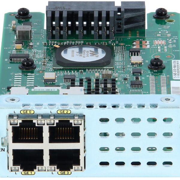 Модуль Cisco EXCESS 4-port Layer 2 GE Switch Network Interface Module (NIM-ES2-4-WS)
