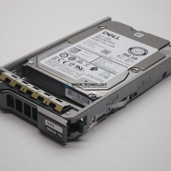 "Dell Dell HDD 900GB 2.5"" 15K SAS 12gb/s HP 512N (NMJD8)"