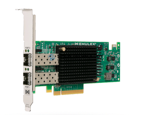 Контроллер HP NC550SFP 10GB DP PCIE X8 FLEX-10 HBA - LOW PROFILE BRKT (OCE10102-LP)