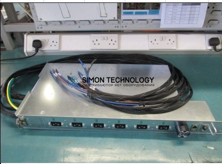 HPE HPE SPS-PDU 80A 480V HINGED L WITH MONITOR (P04377-001)