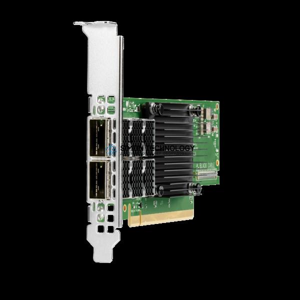 Контроллер HPE SPS-IB HDR100/EN 100Gb 2p QSFP56 Adptr (P24752-001)