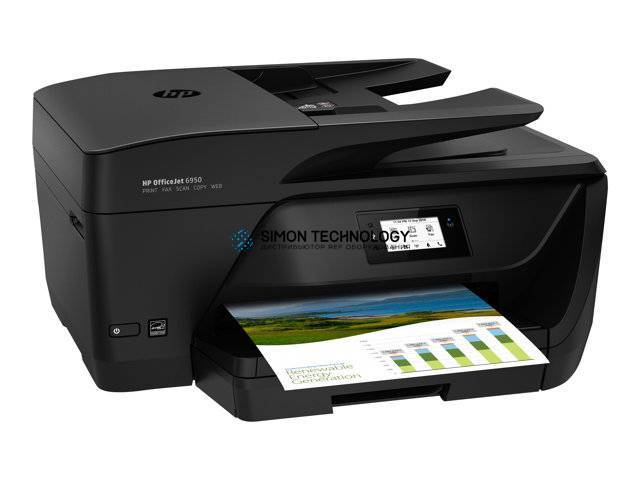 HP Officejet 6950 All-in-One - Multifunktionsdrucker - Farbe (P4C85A#BAW)