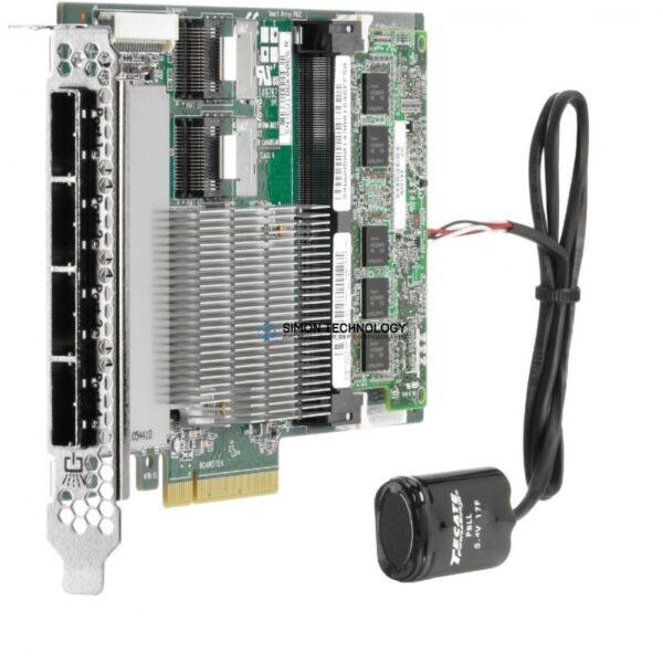 Контроллер RAID HP SMART ARRAY P822/2GB FBWC CONTROLLER (P822-2GB)