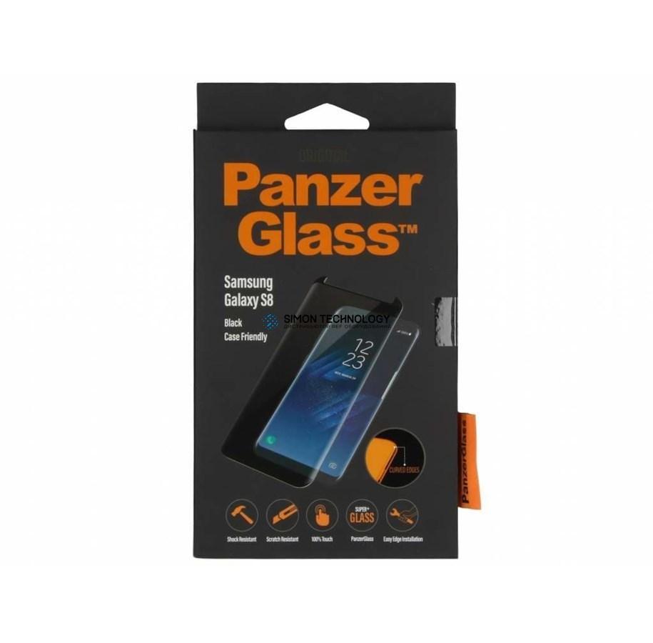 Аксессуар PanzerGlass PanzerGlass Sam g Galaxy S8, CF, Black (PANZER7122)