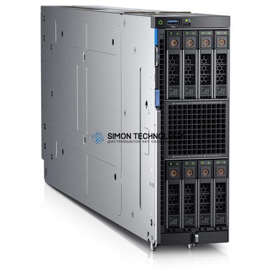 """Сервер Dell PowerEdge MX840C 8x2.5"""" CTO incl. motherboard (PEMX840C 8x2.5)"""