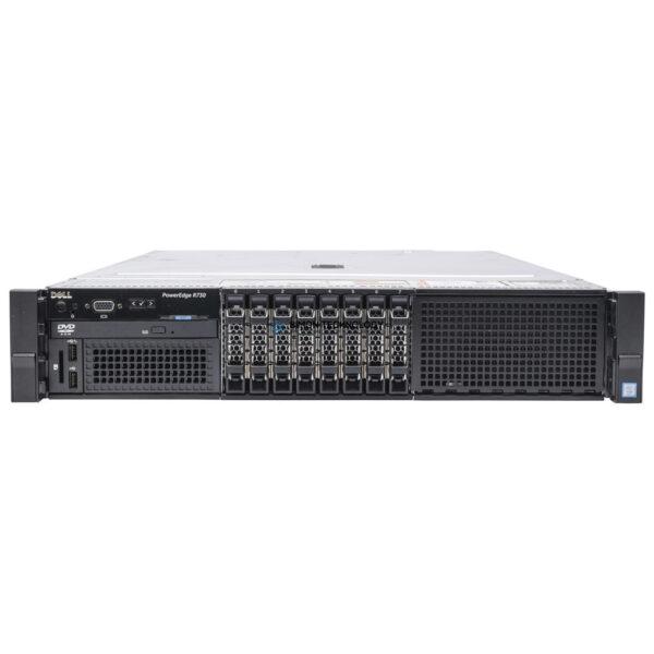 Сервер Dell R730 Rack Server 2U CTO including motherboard (PER730 8-Bay 2.5)