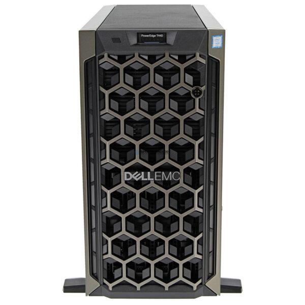 Сервер Dell (PET440 Base - 16bay 2.5)