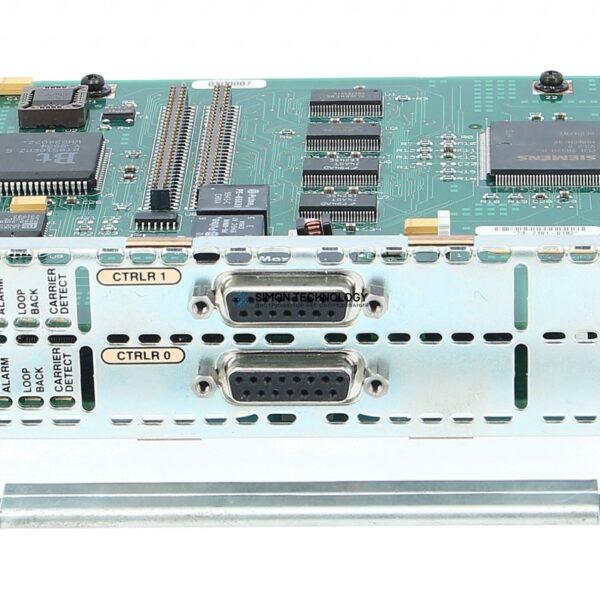 Модуль Cisco CISCO CARD DUAL SERIAL MODULE (PRI-2CE1U)