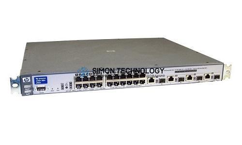 Коммутаторы HP HP ProCurve Switch 2824 24x 1GbE - (ProCurve 2824)