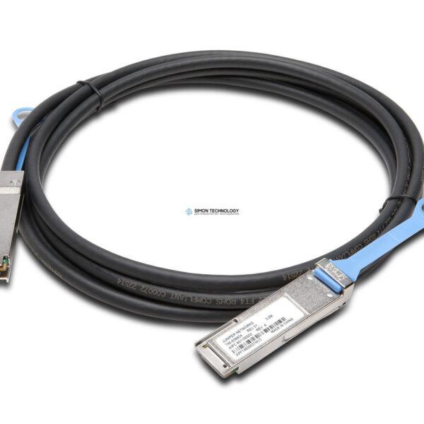 Кабели Juniper 1m QSFP+ QSFP+ InfiniBand-Kabel (QFX-QSFP-DAC-1M)