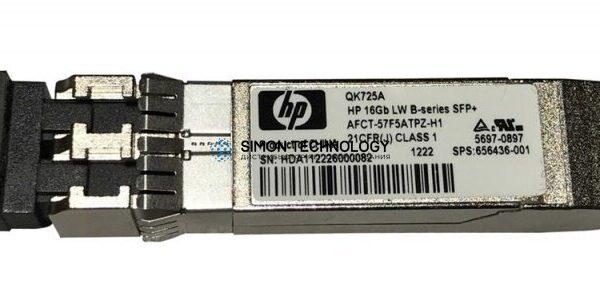 Трансивер SFP HP HPE SFP+ B-SERIES 16Gb LW 10km XCVR (QK725A)