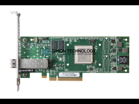 Контроллер HP STOREFABRIC SN1100Q 16GB SINGLE PORT FC HBA - HIGH PROF BRKT (QLE2690-HP-HP)