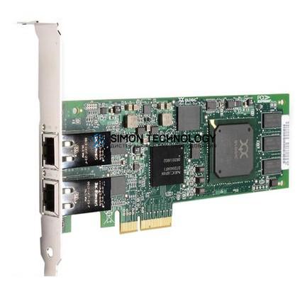 Контроллер IBM 1GB PCIE ISCSI COPPER DUAL PORT (QLE4062C-IBM)