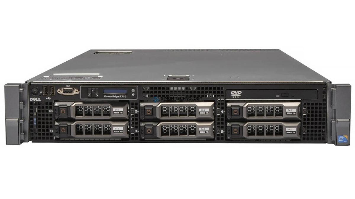 Сервер Dell R710 CTO 6 LFF (R710-CTO-3)
