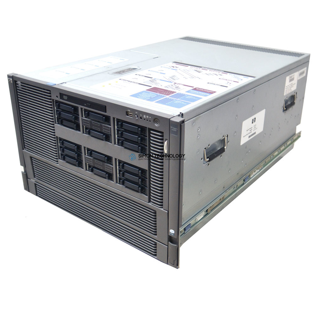 Сервер HP Integrity rx6600 Base System with 4 dual-core (RX6600)
