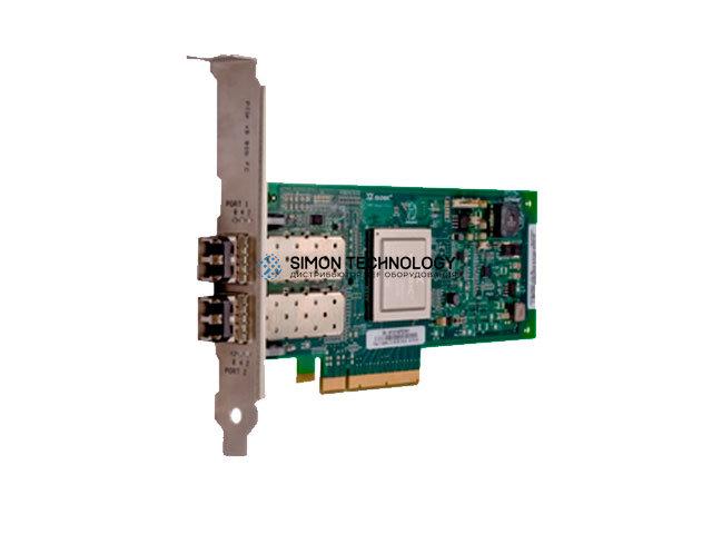 Контроллер Fujitsu 8GB DUAL PORT FC HBA - LOW PROFILE BRKT (S26361-F3631-E2-LP)