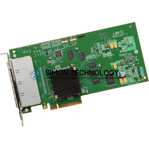 Dell 16-PORT 6GB/S PCI EXPRESS SATA+SAS HBA CARD (SAS9200-16E)