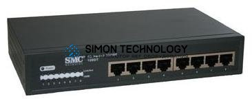 Коммутаторы Sun Microsystems SWITCH 10/100, INTERNAL-POW (SMC-EZ108DT)