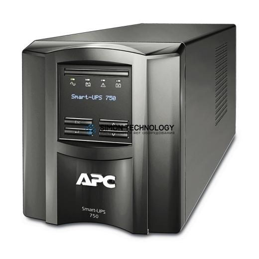 ИБП APC SMART-UPS 750 VA TOWER UPS (SMT750)